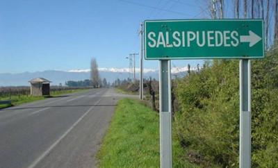 Cartel a Salsipuedes