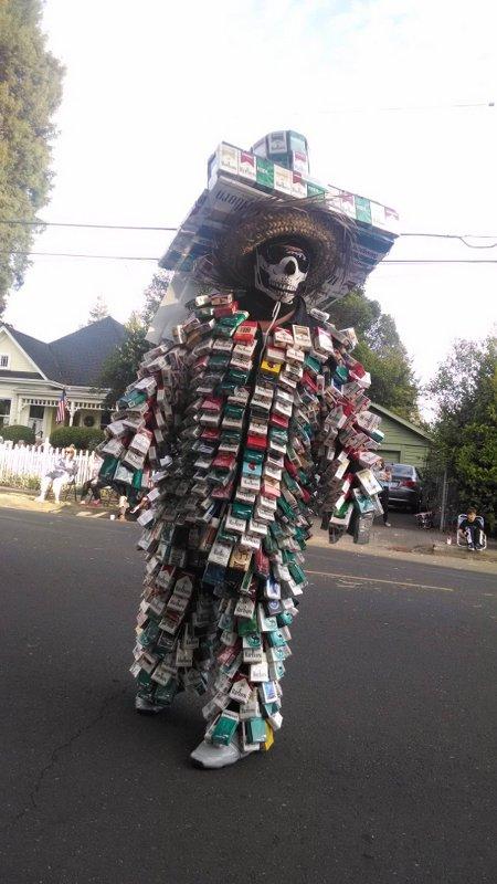 Disfraz para el Díade Muertos