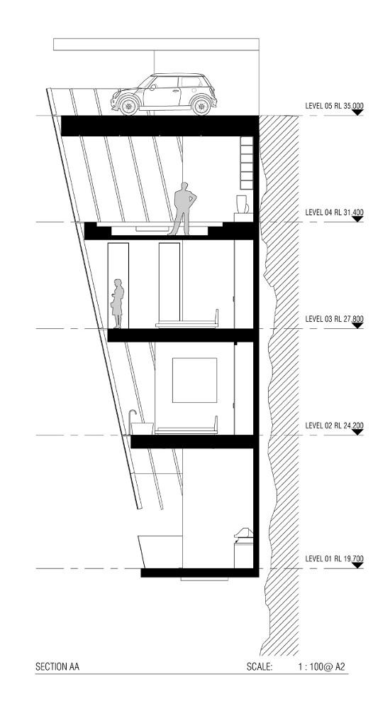 Casa Modular Acantilado