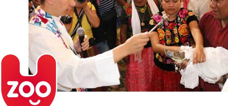 El pueblo de México donde el alcalde se casa todos los años con una cocodrilo para traer suerte a la población