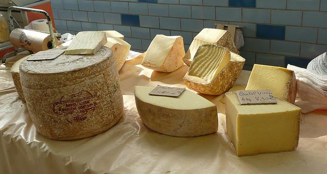 """La UE pretende que México no pueda utilizar el nombre """"queso manchego"""""""